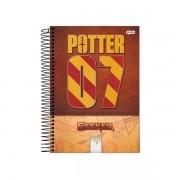 CADERNO CD HARRY POTT 10X1 200F 63600
