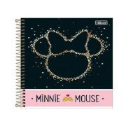 CADERNO CD MINNIE 10X1 160F 232165