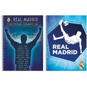 CADERNO CD REAL MADRI 12X1 240F 6102