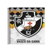 CADERNO CAPA DURA VASCO 15X1 300 FOLHAS 8883