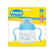 CANECA FIONA APREND 180ML AZUL 805021