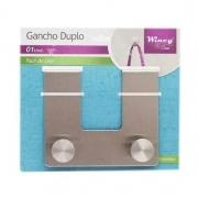 GANCHO INOX WINCY DUPLO IXD01044