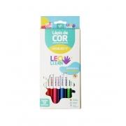 LAPIS COR LEO&LEO LEOCLEAN 12 CORES 72111
