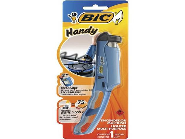 ACENDEDOR BIC MULT HANHY 871354