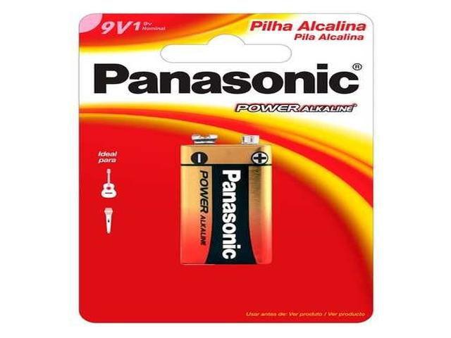 BATERIA PANASONIC ALK 9V 6LF22XAB/1B