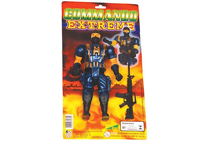 BONECO COMANDO EXTREME 435