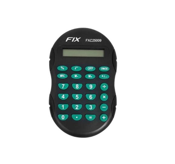 CALCULADORA FIX FXC25009