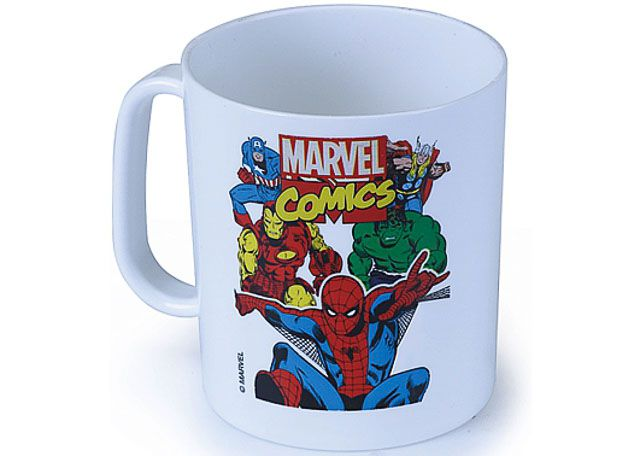 CANECA 400ML MARVEL 441650