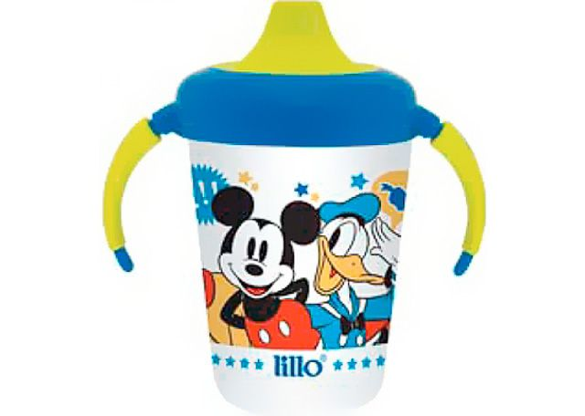 CANECA LILLO ANTIV DISNEY 207ML AZ 305121