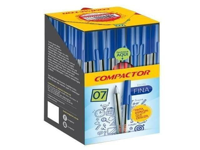 CANETA COMPACT 07 50P VM 11002
