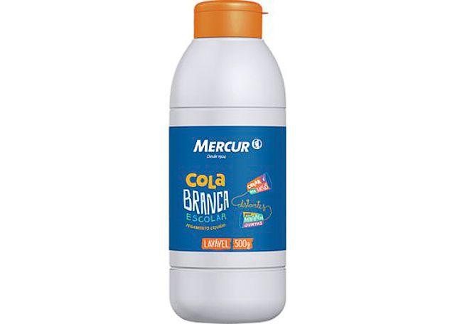 COLA MERCUR BRANCA 500G 452