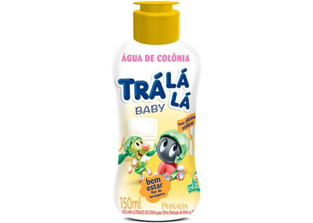 COLONIA TRA LA LA BABY 150ML BEM ESTAR