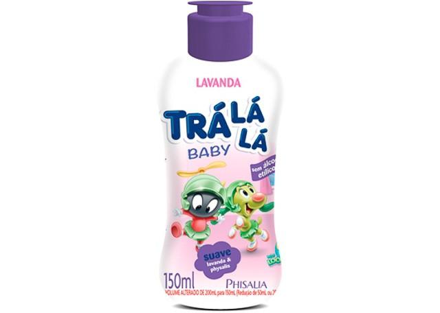 COLONIA TRA LA LA BABY 150ML SUAVE
