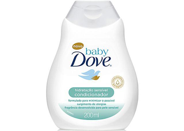 COND DOVE BABY 200ML HIDR SENSIVEL