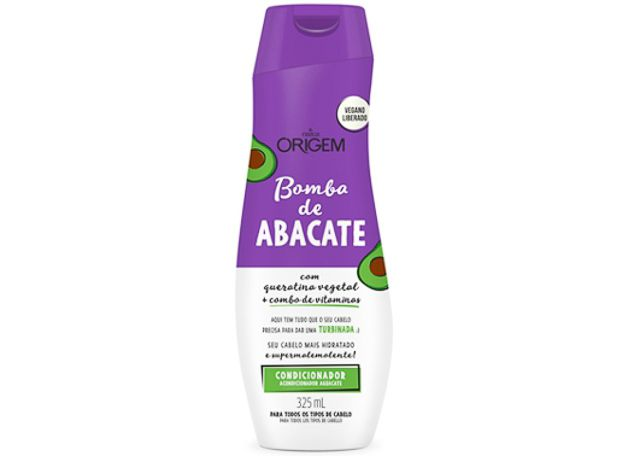 COND ORIGEM 325ML ABACATE 984