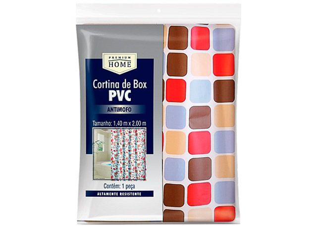 CORTINA P/BOX PLAST-LEO 625