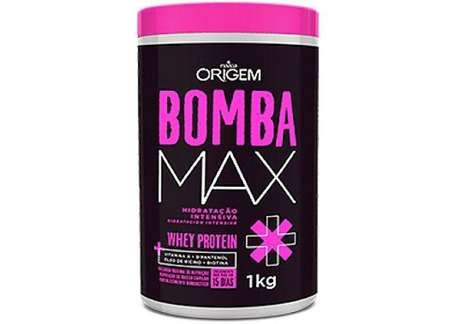 CREME ORIGEM 1KG BOMB MAX