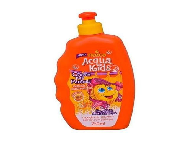 CREME PENT ACQUA KIDS 250ML COND CAC