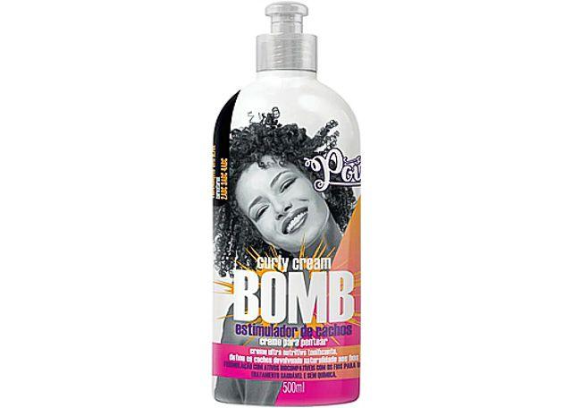 CREME DE PENTEAR CURLY CREAM BOMB 500ML