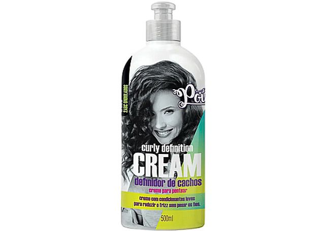 CREME PENT CURLY 500ML DEFINITION