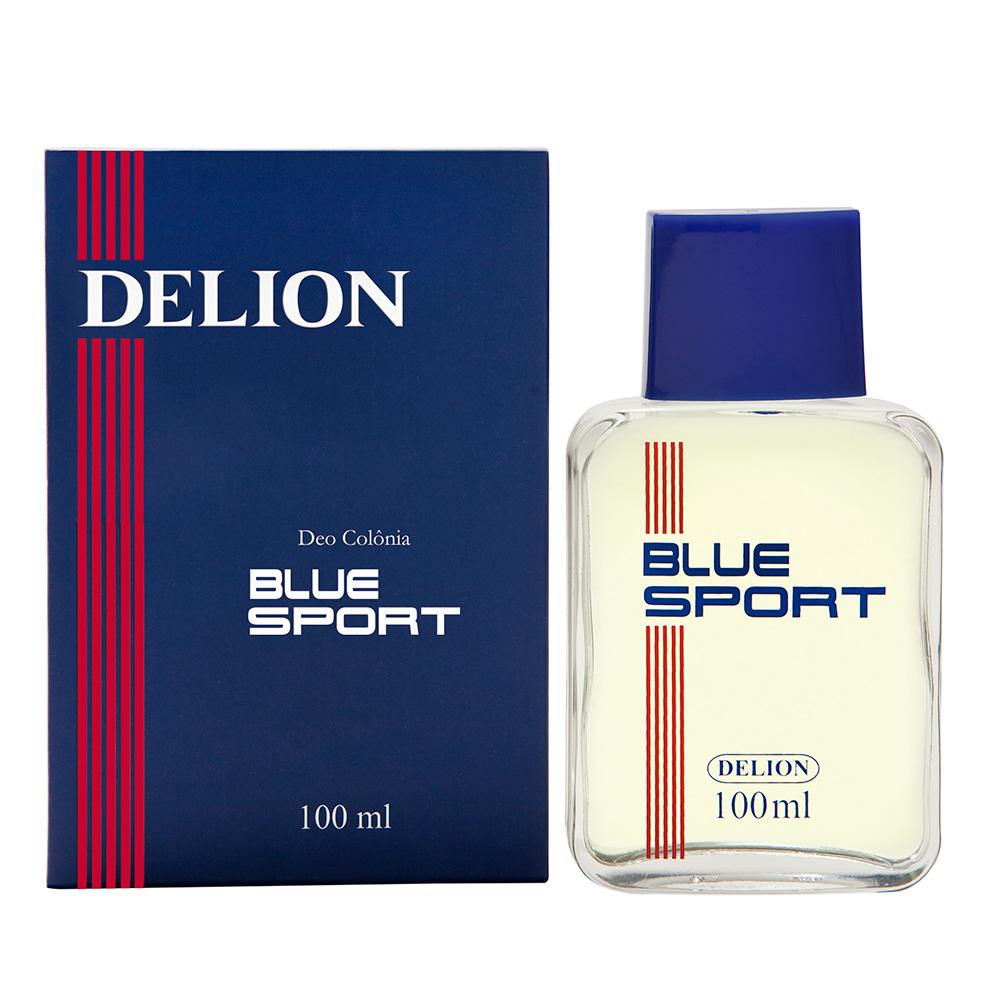DEO COLONIA DELION PUMP 100ML BLUE SP 513
