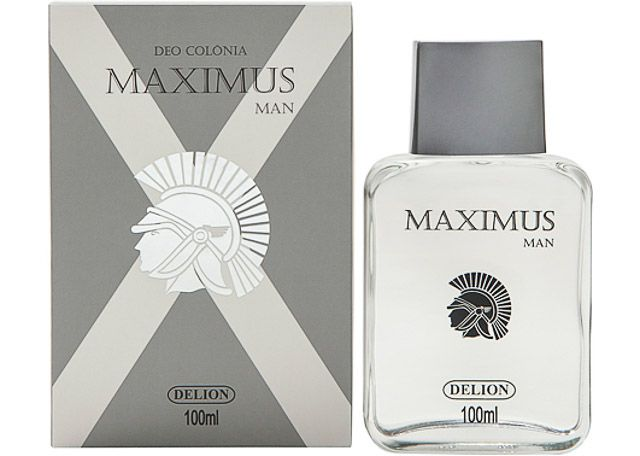 DEO COLÔNIA DELION PUMP 100ML MAXIMUS MAN 517