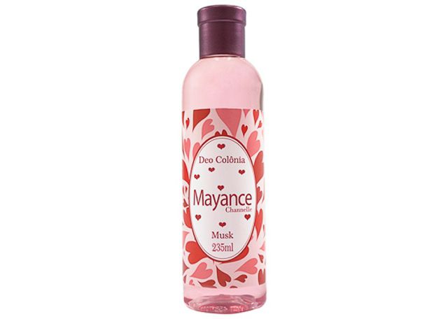 DEO COLÔNIA MAYANCE 235ML MUSK 701
