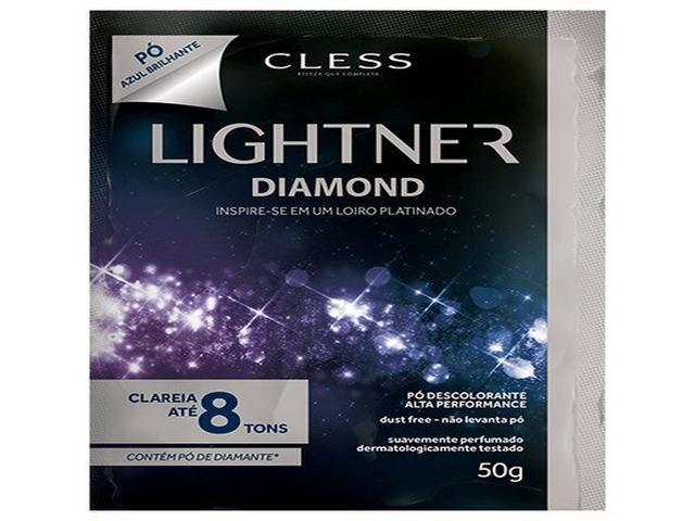 DESCOLORANTE LIGHTNER 50G DIAMOND