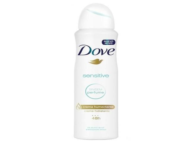 DESOD AE DOVE 89G. SENSITIVE