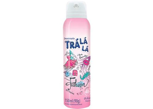 DESOD AER TRA LA LA 150ML FASHION