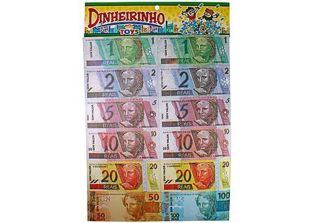 DINHEIRINHO 66 PEÇAS 806