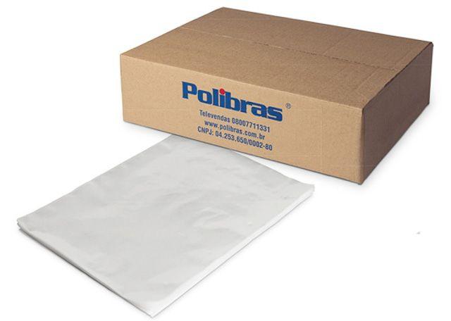 ENVELOPE POLIBRAS 4 FUROS OF 100 PEÇAS 185017