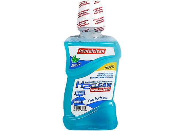ENXAGUANTE BUCAL 300ML MENTA
