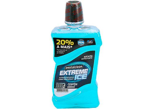 ENXAGUANTE BUCAL ZERO 600ML EXTREME ICE 0522