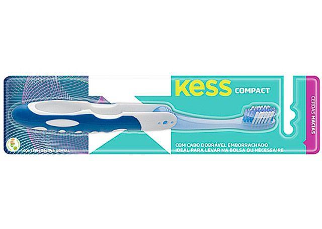 ESCOVA DENT KESS COMPACT MACIA 2084