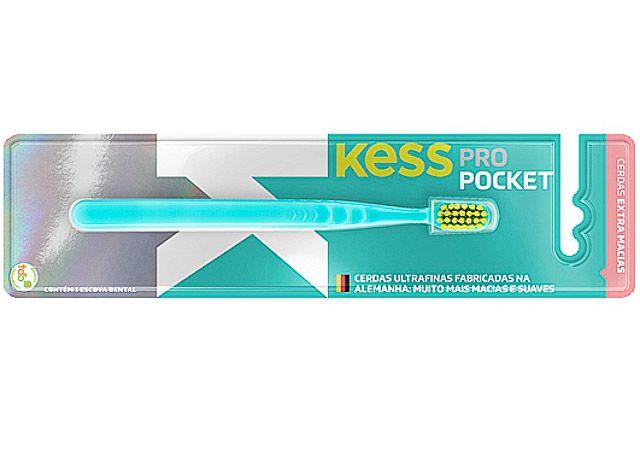 ESCOVA DENT KESS PRO POCKET 2097