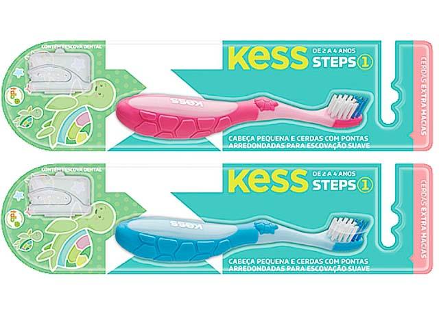 ESCOVA DENTAL KESS STEPS 1 2042