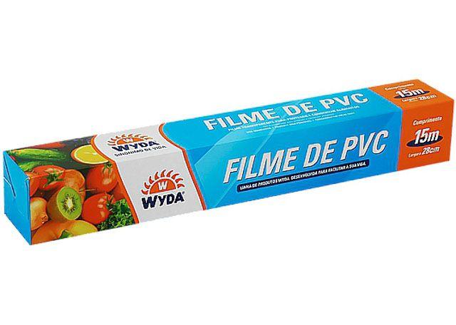 FILME PVC WYDA 15M 7200