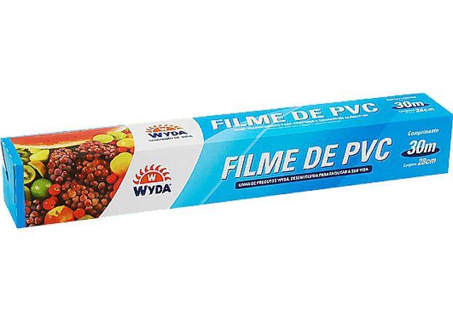 FILME PVC WYDA 30M 7217
