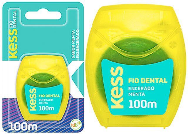 FIO DENTAL KESS 100M 2001