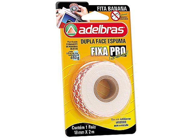 FITA ADELBRAS DE FACE ESPUMA 19X2 3116