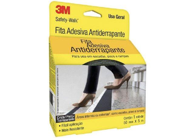 FITA ADESIVA 3M ANTID 50X5 PTO 1P H12452