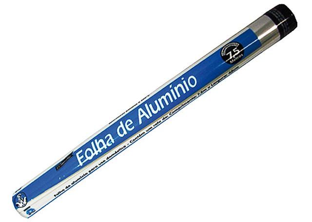 FOLHA ALUMÍNIO WYDA 45CM 7064