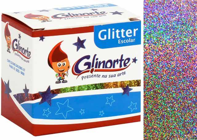 GLITTER ESC GLINORTE ARCO-IRIS 097