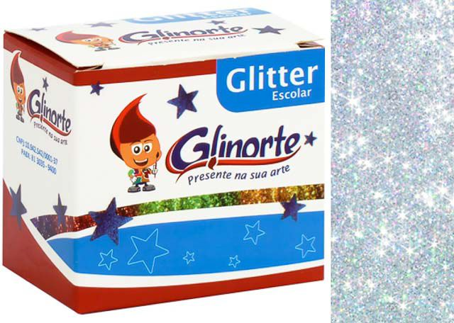 GLITTER ESC GLINORTE PEROLADO 088
