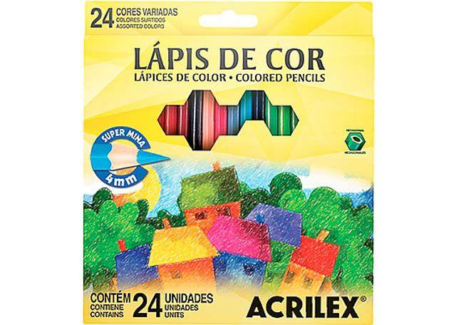 LAPIS COR ACRILEX 24C 9694