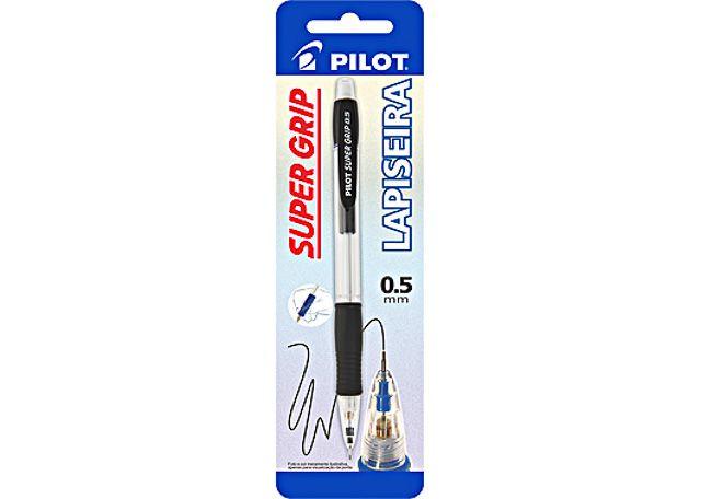 LAPISEIRA PILOT S G 0,5 H185 PRET 2452
