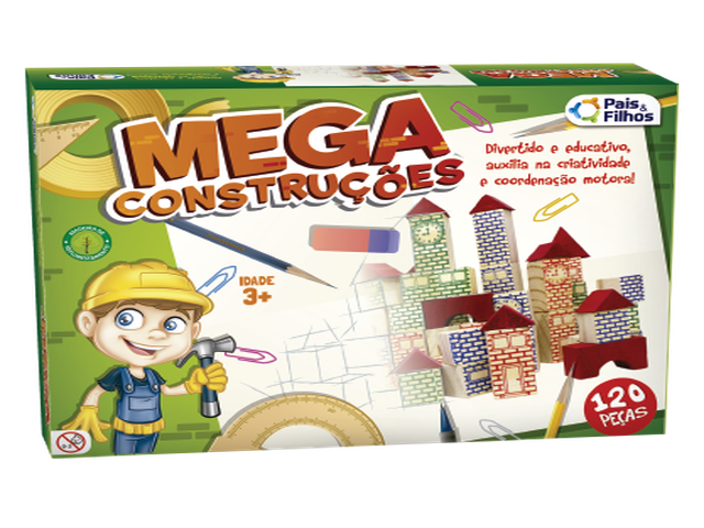 MEGA CONSTRUCOES 120P 7361
