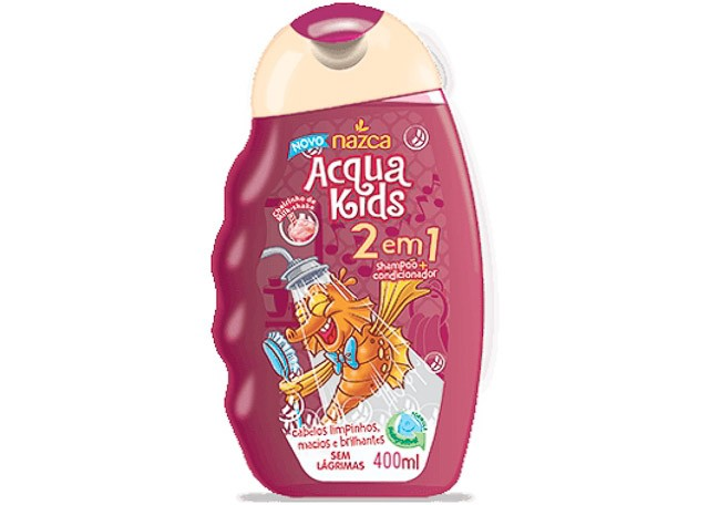 SHAMPOO ACQUA KIDS 400ML 2X1 MILK SHAKE