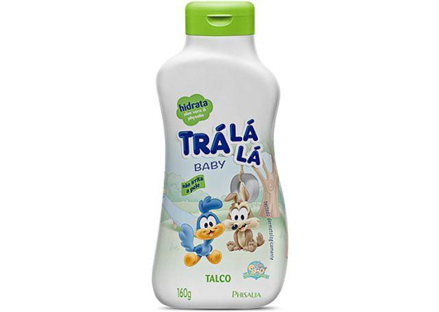 TALCO TRA LA LA BABY 160G HIDRATA